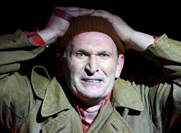 Актер Федор Добронравов опять госпитализирован в предынсультном состоянии