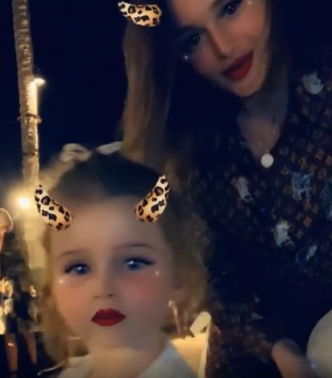 «Красивая и тупенькая дочурка»:  Омаров попросил Бородину сменить имидж