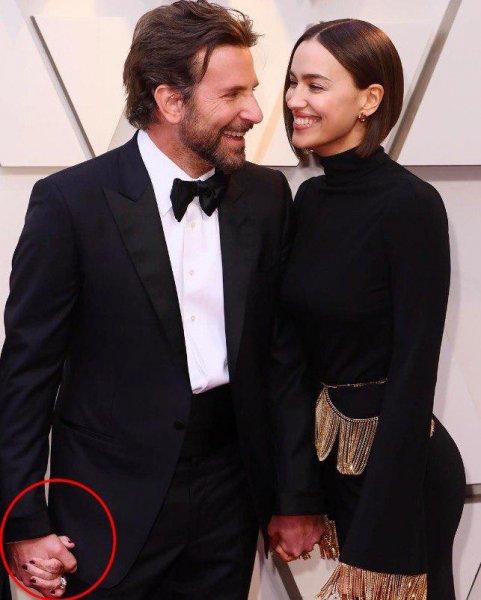 Оскар-2019: «маменькин сынок» Брэдли Купер не решился прийти без мамы на церемонию