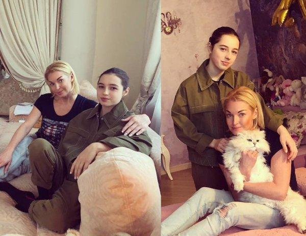 Лучше война, чем такая мать: Дочь Волочковой сбежала в армию из семьи