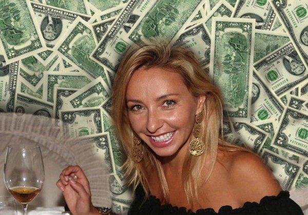 «800 тысяч рублей в день»: Татьяна Навка получает деньги из бюджета страны на любые прихоти