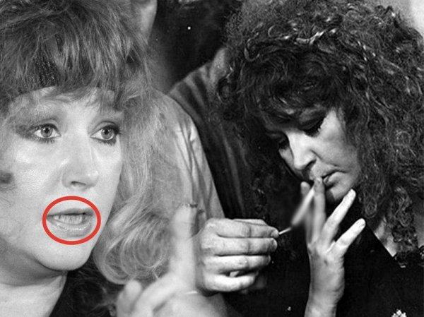 «Алла П…епельница»: Из-за увлечения курением Пугачева лишилась сначала зубов, а потом и таланта - мнение