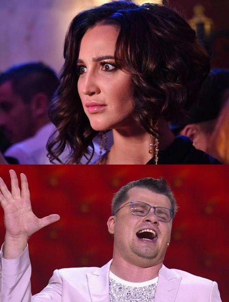 Что не рожа, то Сережа: Харламов сдал имя нового ухажера Бузовой