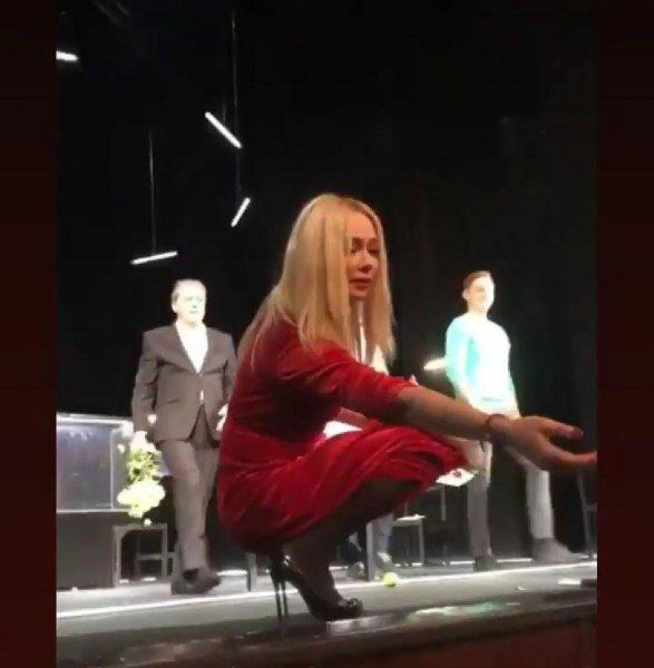 «Бог наказал»: Самбурская начала лысеть из-за «пережоров» перед Великим Постом - сеть