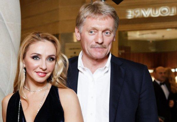 Пригрозил разводом: Располневшую после Масленицы Навку Песков заставил экстренно худеть
