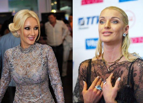 «Лучшая подруга – страшная подруга!»: Кудрявцева помогла Волочковой испортить внешность – сеть