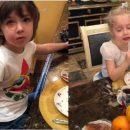 «Папа, не бей!»: Галкин может избивать малолетнего сына – у Гарри синяки на лице