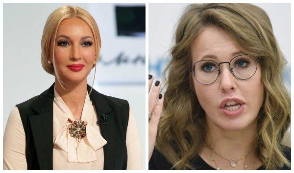 Заедает позор сладостями: Кудрявцева может располнеть на фоне громких оскорблений Собчак