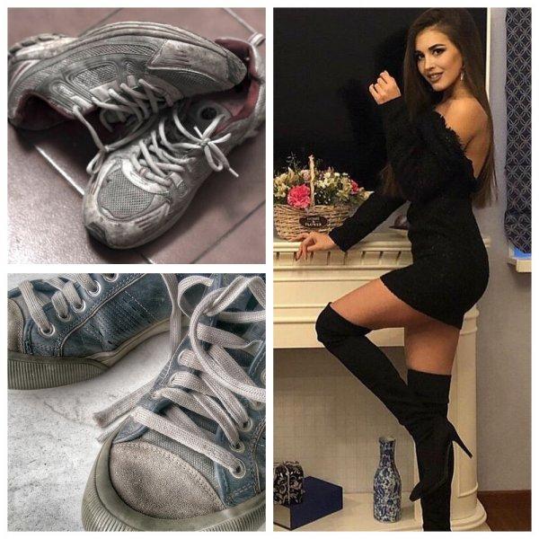 «Торгашка с рынка»: Обувь Анны Бузовой разлезлась через два дня после покупки - Клиенты