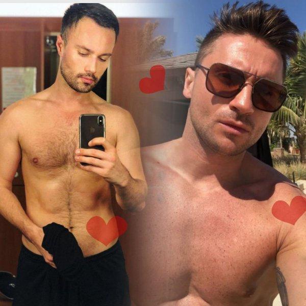 «Уже не стесняются»: Бойфренд Лазарева случайно «спалил» отношения с певцом интимным фото - Instagram