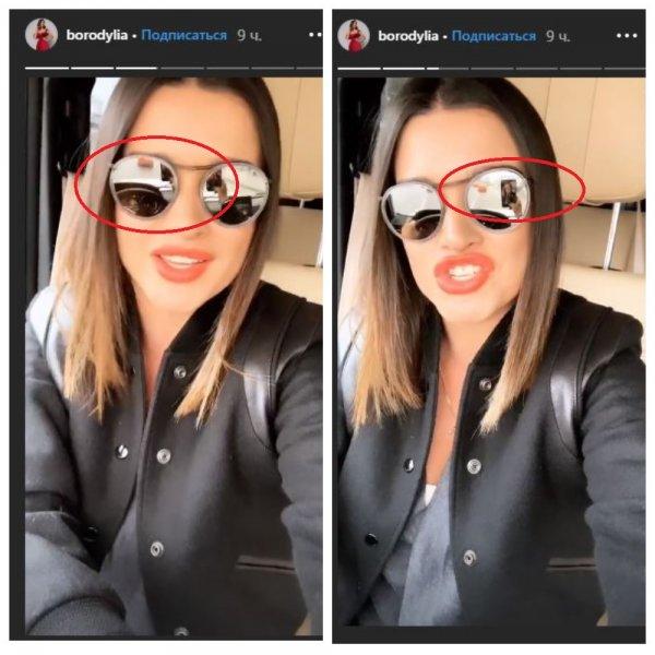 «На дорогу смотри, клуша!»: Бородина рискует жизнью ради красивых фото в Instagram