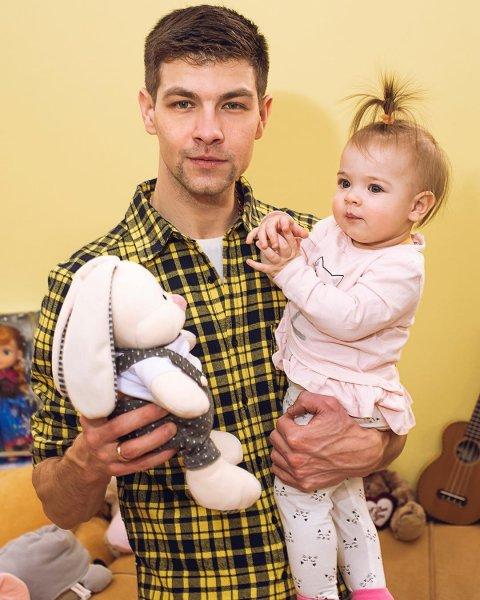 Судьба отца-одиночки: Дмитренко решил посвятить жизнь дочери после развода