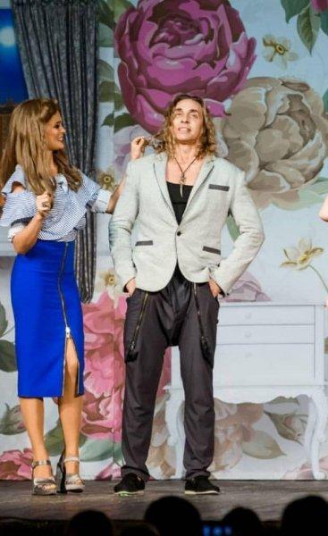 Королева не устала терпеть?: Тарзана уличили в романе с актрисой Марией Горбань