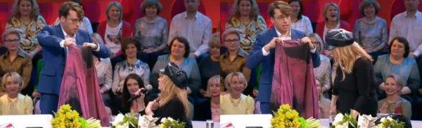 «Недавно раздевать научился»: Пугачева публично опозорила неопытного Галкина