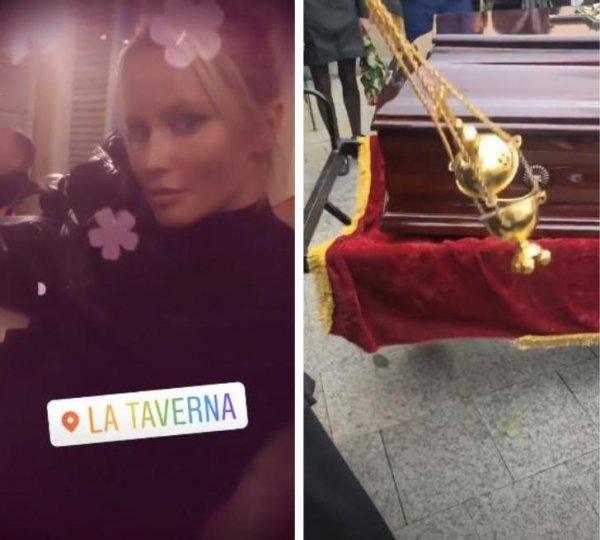 «Не место для радости»: Фанаты шокированы поведением Борисовой на кладбище