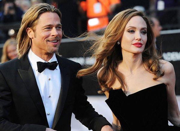 Суд подтвердил: Анджелина Джоли и Брэд Питт официально развелись