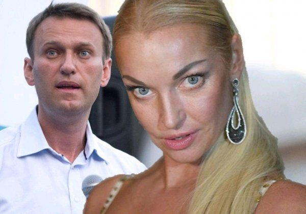 У кого шпагат длиннее - Волочкова вызвала Навального на «шпагатную дуэль»