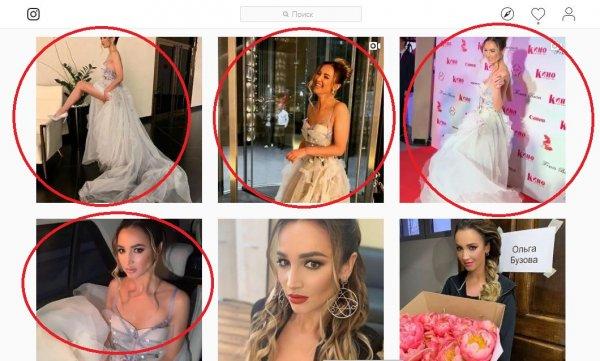 По «залету»? Бузова не сдержалась и показала свадебное платье, наменкнув о скором браке