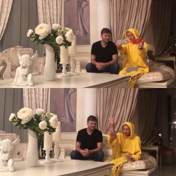 Все пропила? Настя, где деньги?: Забытая Волочкова «опустилась» до рекламы чехлов