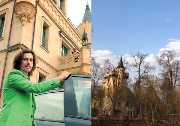 «Проклятое место»: Экстрасенс почувствовал «энергетику смерти» от замка Пугачевой и Галкина