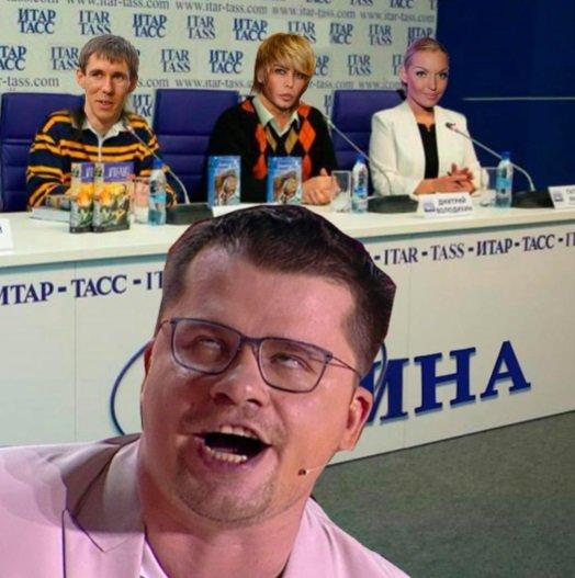 Вышел на новый уровень – Харламов начал «стебать» Волочкову, Панина и Зверева