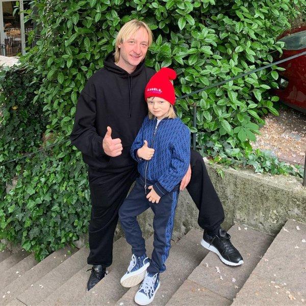 Презирает и ненавидит? Сын Плющенко откажется от родителей в отместку за отнятое детство