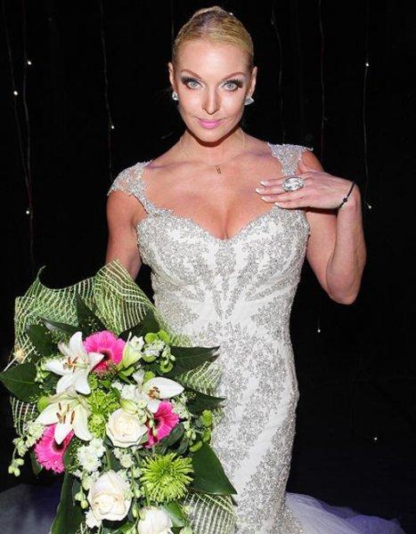 Волочкова вышла замуж? Балерина может скрывать брак с бизнесменом из Таджикистана