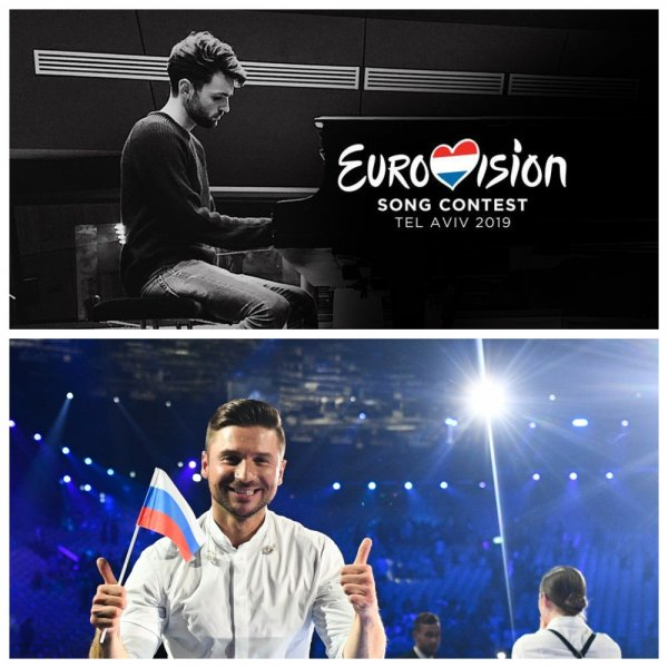 Сережа снова третий. На «Евровидении-2019» победили Нидерланды