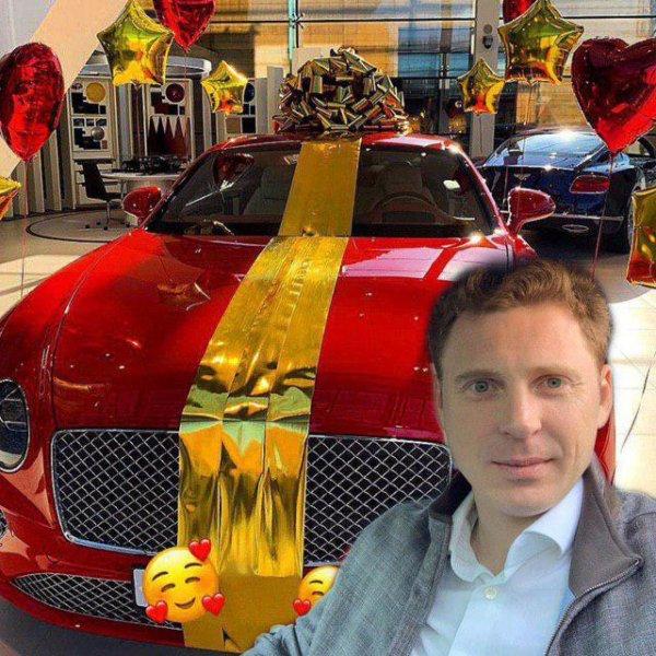 Инессе Шевчук подарил машину за 20 млн основатель «Отличных Наличных» - сеть