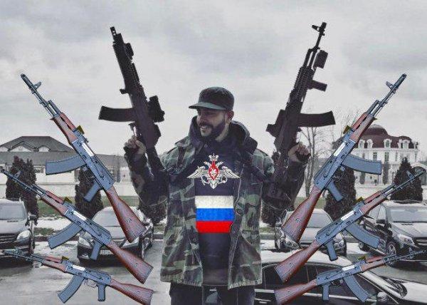 Оружие от Black Star? Тимати начинает сотрудничество с Минобороны РФ