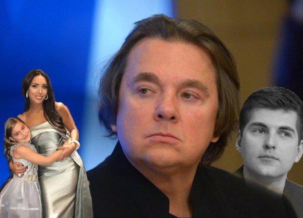 «Голос» за Борисова. Эрнст мог раздуть шумиху с дочерью Алсу, чтобы «прикрыть» слухи о гей-скандале