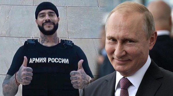 «Дружба» с Путиным окупилась: Тимати анонсировал показ новой одежды для армии России