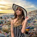 «Сфоткай, типо работаю» – Фанаты высмеяли Бузову за «показушную» акцию по спасению планеты