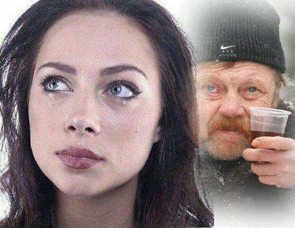 «Это ничтожество!» – Настасья Самбурская хочет отказаться от своего слепого отца?