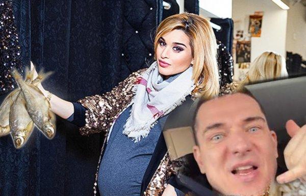 Упустит «золотую рыбку»? Ненадёжный муж Бородиной доведёт беременную супругу до развода