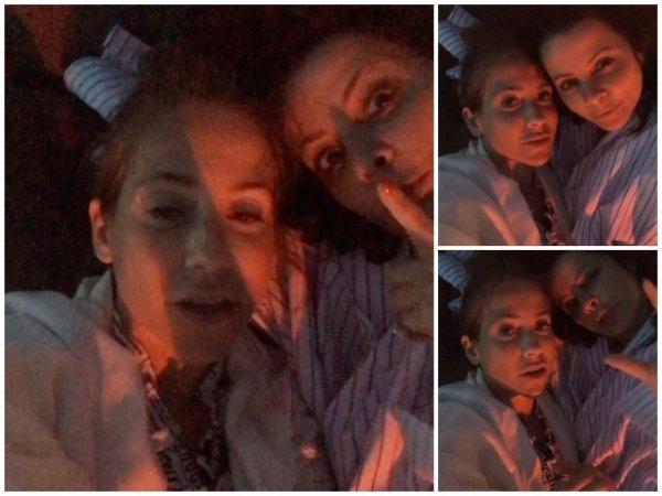 «Ахаха… Хы-ха»: Пьяную Барановскую рассмешили «белые ходоки» в ночи
