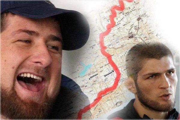 Подарочки от Кадырова помогли? Хабиб трусливо отклонился от вопроса о границах с Чечней