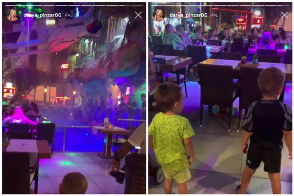 Органы опеки проведут проверку. Пьяная Пынзарь водит детей по ночным клубам – сеть
