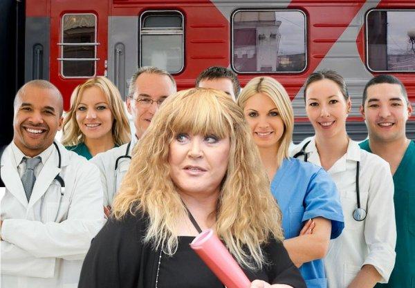 Команда медиков в спецвагоне будет сопровождать Пугачёву в Минск – Здоровье на исходе?