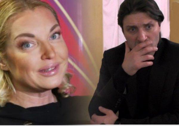 Обнищавщая Волочкова «напрашивается» в шоу к Запашному ради славы и денег