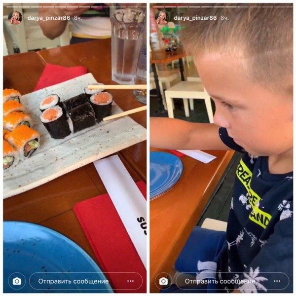 Черви в голове не страшны? Пынзарь «травит» детей опасными суши с сырой рыбой