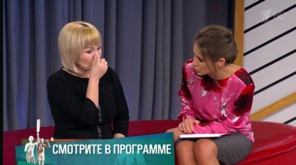Забила на свой внешний вид: Барановская «села в лужу» в эфире «Мужское/Женское» на глазах фанатов