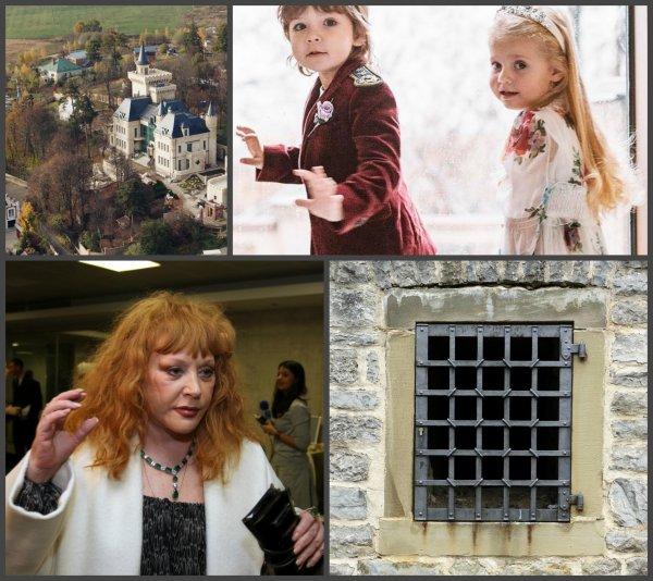 Ни себе, ни людям – Пугачева «превратила» детей в «узников» замка