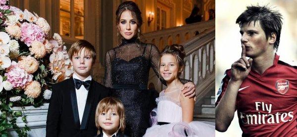 Детям на радость! Барановская и Аршавин тайно готовятся к бракосочетанию