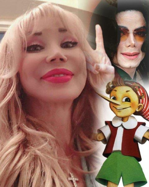 «Буратино? Майкл Джексон? Кто это?» – Фанаты не узнают Распутину после новой пластики