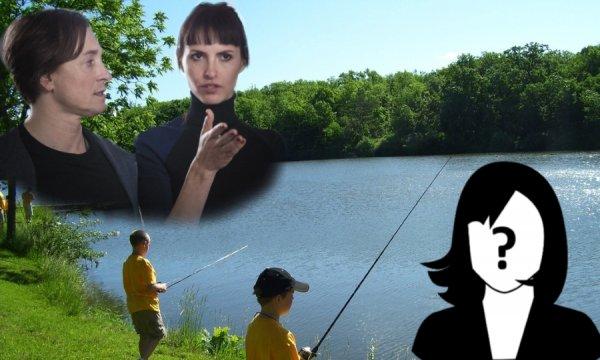 «Комары… с рыбалки» - Безруков оправдался за «засосы» на шее