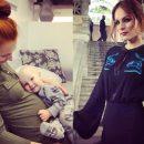 Одна ведьма - хорошо, а две - лучше: Мэрилин Керро беременна девочкой?
