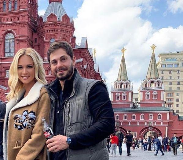 Боится встретить бывшего тестя? Сожитель Лопыревой с глазами «полного мочевого» оглядывался в Москве