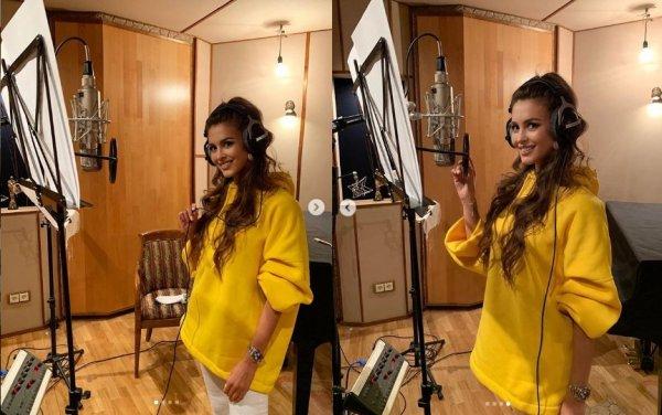 Анна Бузова пустила «утку» о записи новой песни ради травли сестры