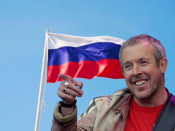 На халяву и Россию полюбил? Макаревич забыл про русофобию ради бесплатного алкоголя на дне рождения